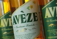 Sorbet au citron vert à l'Avèze