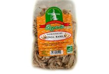 Pâtes biologiques au Quinoa Basilic