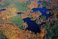 Le pays aux mille étangs