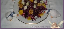Salade Gourmande Harmonie Pourpre