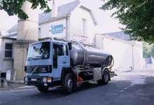 camion citerne lait Echiré