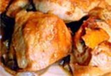 Poulet aux kumquats