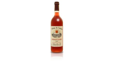 Vin rosé Bordeaux Clairet