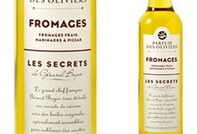 Huile Les Secrets Fromage