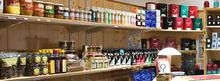 Boutique gourmande de la résidence Charles Sander