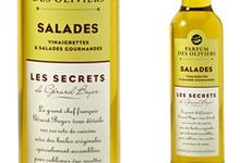 Huile Les Secrets Salades