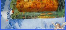 Cake aux Tomates séchées, Chorizo, Féta, Basilic et Olives Noires 1