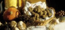 Salade de truffes fraiches aux pommes de terres tièdes