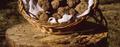 Pour Noël : Dinde rôtie à la peau tendue, marbrée de truffes