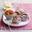 Bouchées de rognons de génisse au bacon  et ketchup maison
