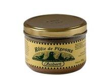 Rôtie de pigeons 190g