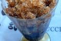 Granité de café aux épices