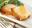 Brick de Rocamadour, sauce vierge au curry