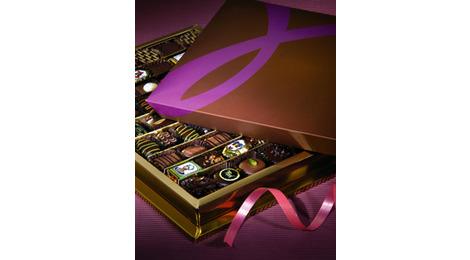 Chocolats fins