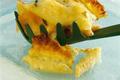 Gratin de pâtes au saumon et à la Fourme d'Ambert