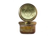 Crumble de Foie de Canard Poires et Pruneaux 70g