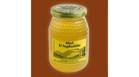miel d'asphodèle