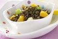 La salade de lentilles Lucullus Succulus