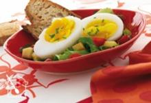 les œufs d'oie de Lucullus Succulus