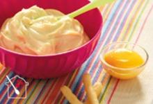 nature montée à l'huile c'est la mayonnaise !