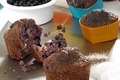 les muffins aux myrtilles Lucullus Succulus