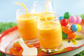 le smoothie orange carotte Lucullus Succulus