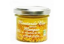 Moutarde mangue graine de lin