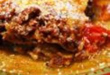 Lasagnes à la viande hachée