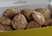 Maison Charaix, macarons de Joyeuse