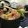 Cassolette de chourcroute et saucisses de Montbéliard