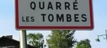 Les gaufres de Quarré les tombes