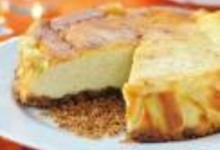 Cheese-cake au Carré Frais 0%