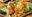Brochettes de poulet au citron vert