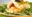 Rôti de cabillaud aux fèves tièdes