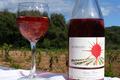 Vin rosé aoc coteaux du languedoc - cuvée flavie