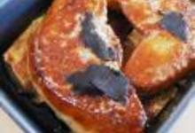 Terrine express de foie gras aux truffes