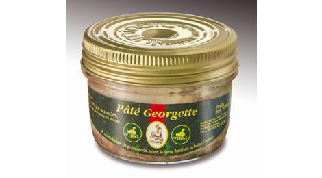 pâté georgette