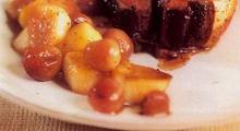 Magrets De Canard Farcis Aux Pommes Et Raisins