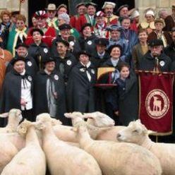 Zone de production de l'agneau de Pauillac