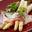 Asperges Blanches, Emulsion Parmesane
