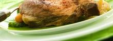 Cote De Porc Au Sel De Bayonne Et Piment D'espelette