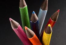 crayons de couleur en chocolat patrick roger