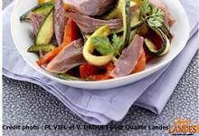 salade confit