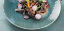 Bœuf aux radis