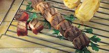 Brochette de Bœuf aux pommes de terre et reblochon