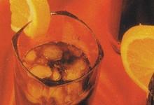 Café Glacé à l' Orange