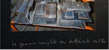 outils de fabrication georgette