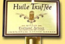 Moulin fortuné arizzi - huile d'olive truffée - 100 ml