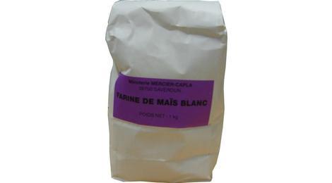 Farine De Mais Blanc