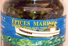 épices marines